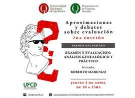 """""""Aproximaciones y debates sobre evaluación. Segunda Edición"""