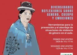 Diversidades.Reflexiones sobre género, cuerpo y emociones